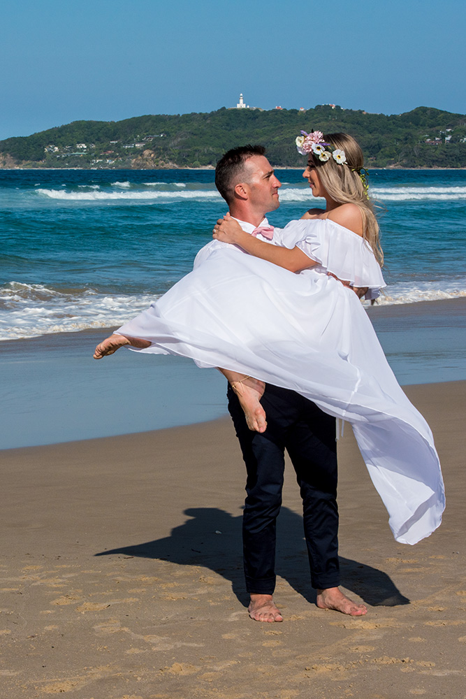 Shot by Byron Bay Wedding Photography