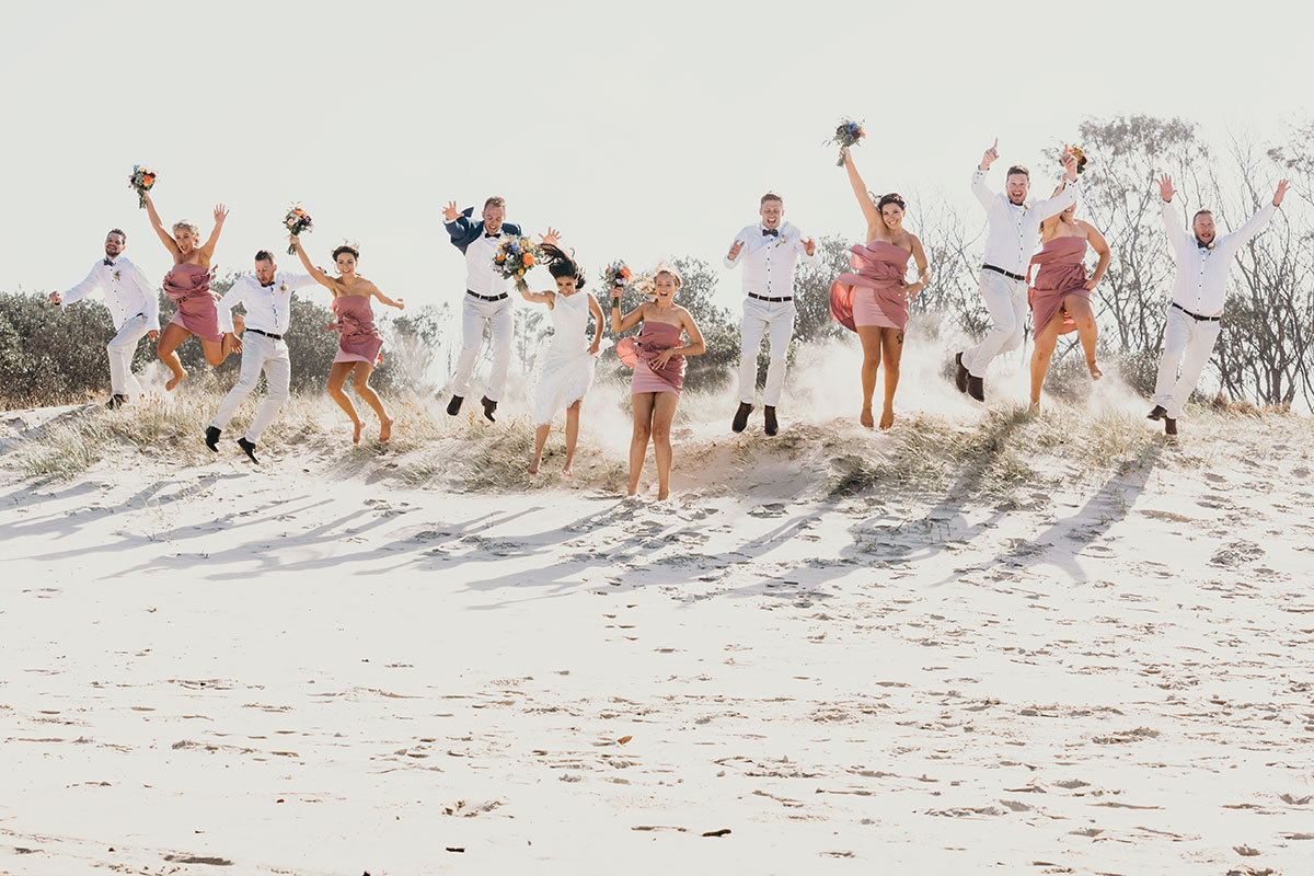 Lennox Head Wedding Photographers